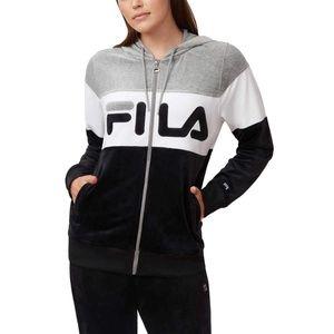 NWT!! Fila Ladies' Velour Hooded Jacket, Variety